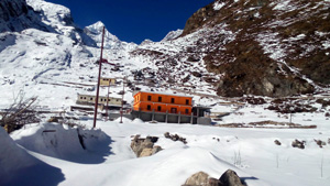 Babaji Ashram, Badrinath + Mt Neelakantan - March 2016 - 4 (click image to enlarge)