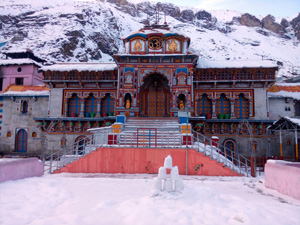 Badrinarayan temple, March 20, 2016 - 5(click image to enlarge)