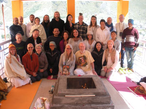 Badrinath Ashram - October 5, 2017 - 4 (click image to enlarge)